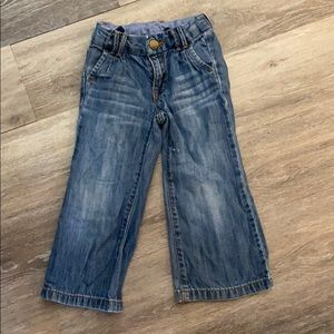 Gap size 3 years old jeans